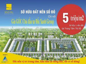 Dự án gole hill Đồng nai