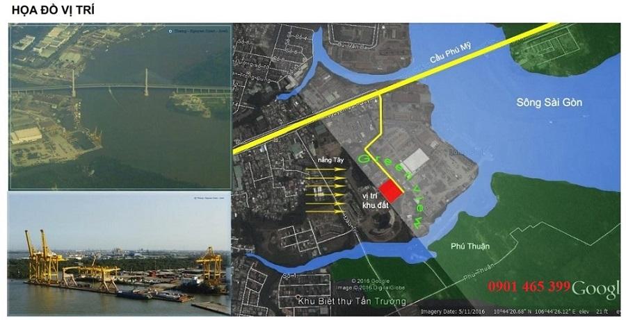 Vị trí google map Luxgarden