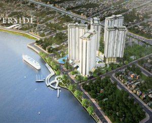 Phối cảnh Sài Gòn Riverside City
