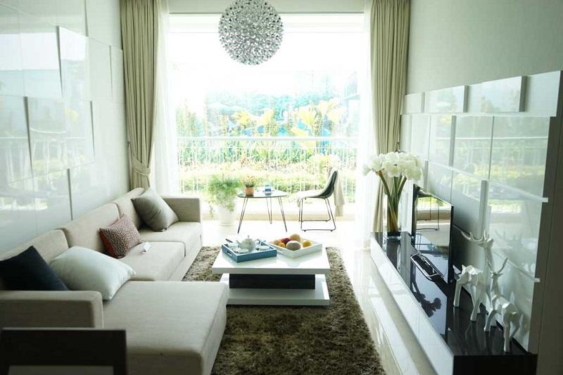 Phòng khách Opal Riverside