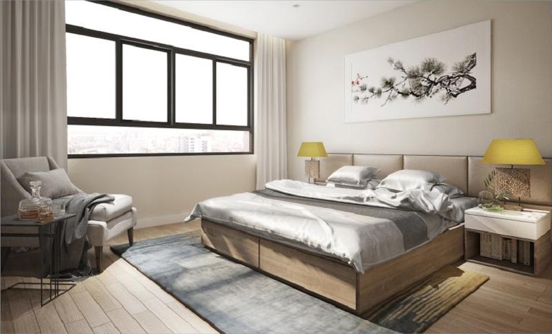 Phòng khách Luxcity