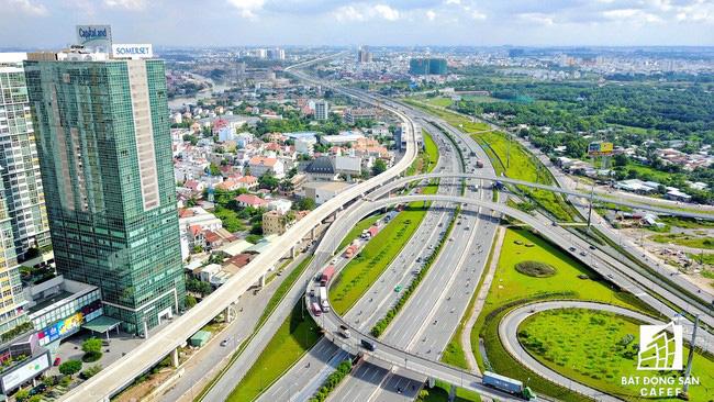 Hạ tầng khu đông Thành phố Hồ Chí Minh