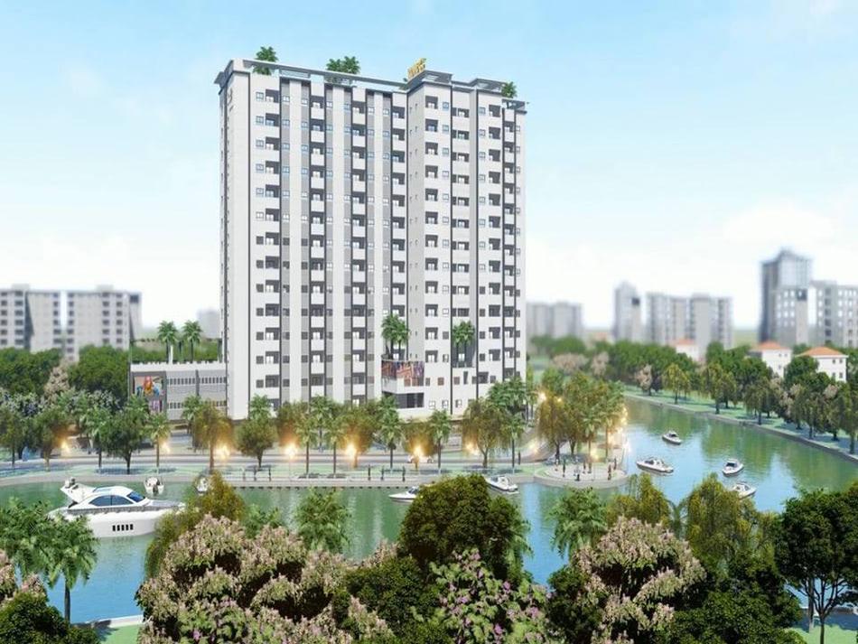TDH Riverview kiến tạo thiên đường sống xanh mướt giữa lòng đô thị